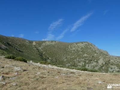 Maliciosa - Luna llena-Nocturna; mapas de madrid rutas y mapas campamentos de verano trekking sender